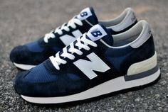New Balance 990N Made in USA