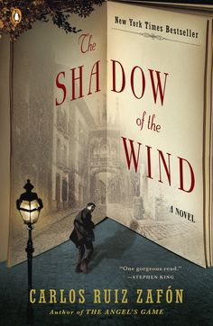 The Shadow of the Wind | Designer: Tal Goretsky | Art Directors: Darren Haggar and Paul Buckley