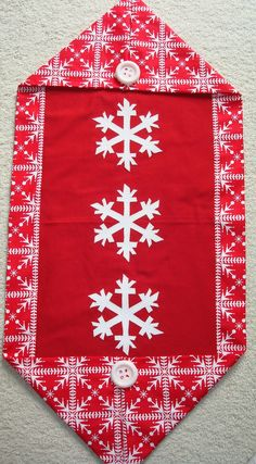 10 minute table runner pattern free | Funoldhag