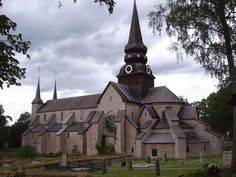 Varnhems monastic church, 1150
