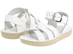 The original Salt Water Sandal - by Hoy Shoes. High-quality, water-safe and adorable.