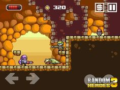 Random Heroes 3 - heroes series has always been about fast paced platforming, shooting and a plethora of enemies to destroy while you go through...
