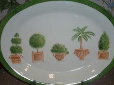 Le blog peinture sur porcelaine Rambouillet