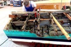 Ariston n° 799 - RIVA RAM - Riva Restoration - Classic Riva - Aquarama Riva Boat, Runabout Boat, Boat Building, Restoration, Gallery, Wood, Classic, Boats, Image