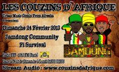 Émission du 24.02.13 – Jamdong Community Fi Survival | Les Couzins d'Afrique