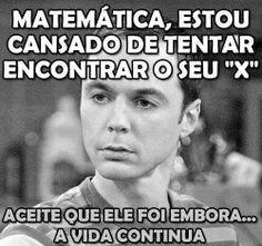 Declaração de cansaço... #matematica #cansado  #avidacontinua