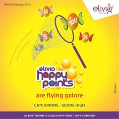 """Friends, our multi-tasking """"1 Family -1 App"""" is now a family of 35,000+ users.The #ElivioHappyPoints contest itself added hundreds of new users in no time. Why??? Because the ease of using the elivio features is as simple as scoring the #eliviohappypoints.  5 Indian families are leading the contest. Remember, higher the elivio happy points...happier is the elivio happy gifts. Hurry, points flying galore only till 31st December. Good luck. #giveaways #offer #contests"""