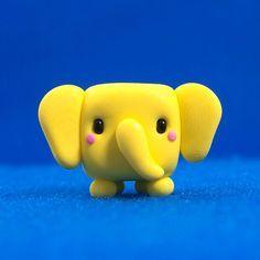 #KAWAII Elephant Cube