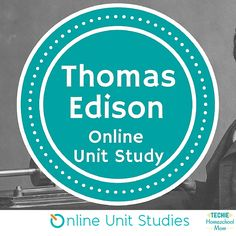 Learn about Thomas Edison Evaluate the influence of Edison's inventions on today Make your own lightbulb Create an animated video about Edison's life This mini-course contains one module.