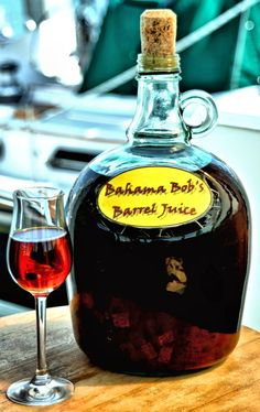 Bahama Bob's Rumstyles: Third Generation of Bahama Bob's Juices Release on Thursday at the Rum Bar in Key West