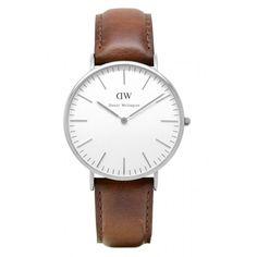 Just in! Daniel Wellington...  Get it today at  http://wristtakerwatches.com/products/daniel-wellington-mens-st-mawes-40mm-men-s-watch-dw00100021?utm_campaign=social_autopilot&utm_source=pin&utm_medium=pin
