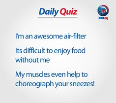 QUIZ TIME! Health Quiz, Thats Not My