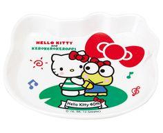 Hello Kitty 40th コレクションアイテム けろけろけろっぴ | グッズ | ハローキティ40周年スペシャルサイト