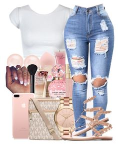 This look a hot mess but heyyy😘 Cute Swag Outfits, Cute Summer Outfits, Everyday Outfits, Everyday Fashion, Teen Fashion Outfits, Girl Outfits, Style Feminin, Teenager Outfits, Up Girl
