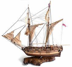 HMS Halifax 1768