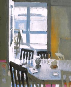 Fairfield Porter Interior 1962