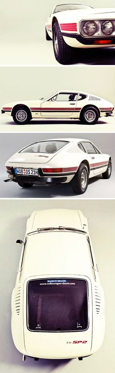 Never heard of this one before, but I like it!   Volkswagen SP2 - Brazil