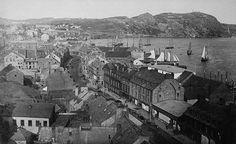 Old Pictures St. John's Newfoundland   la rue water à st john s st john s terre neuve 1886 photographe ...