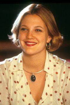 We chart the greatest hair moments to have graced the silver screen Drew Barrymore Hair, Drew Barrymore Style, 90s Grunge Hair, The Wedding Singer, Celebrity Biographies, 90s Hairstyles, Iconic Women, Celebs, Celebrities