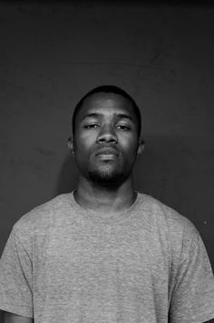 I need to start listening to more of Frank Ocean's stuff