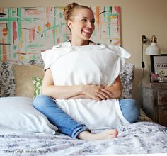 Our gorgeous silk pillowcases have been reviewed by Tiffany Leigh Interior Design! Find out what she thought on the Silksleep blog: http://www.silksleep.com/blog/product-highlight/silk-pillowcases-reviewed