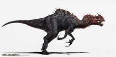New concept art from Jurassic World reveals a much scarier Indominus Rex - Jurassic Outpost