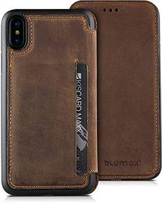 7a2c36af7843a Die 9 besten Bilder von Apple iPhone X ledertasche leather case ...
