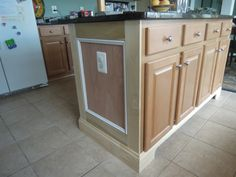 DIY kitchen island remodel – Addicted2projects