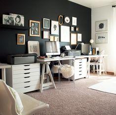 Vana Chupp of Le Papier Studio Workspace Tour | Apartment Therapy