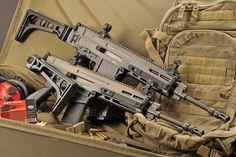 Full Of Weapons: BREN Remington caliber semi-automatic rifle, the latest creation in modern sporting guns from Ceská Zbrojovka Cz 805 Bren, Rifles, Semi Automatic Rifle, Battle Rifle, Custom Guns, Military Guns, Cool Guns, Assault Rifle, Guns And Ammo