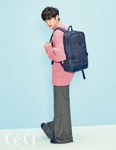 B1A4 Shows Their Best Collegiate Looks in 'CeCi' Magazine | Koogle TV