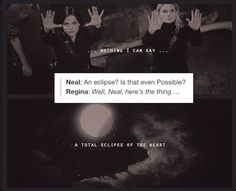 "When Regina and Emma joined powers to #SaveHenry and also to create a timeless power ballad. | 24 Jokes Only ""Once Upon A Time"" Fans Will Understand"