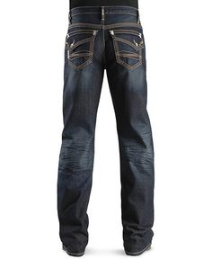 Cinch ® Jeans - Rylan Flap Pocket Relaxed Fit Boot Cut Jeans