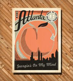 Atlanta Print