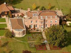 Villa David and Victoria Beckham