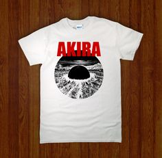 AKIRA Explosion Shirt | Occult, Cult, and Obscure Clothing and Shirts | Night Channels