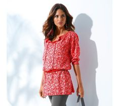 Tunika halenková | vyprodej-slevy.cz #vyprodejslevy #vyprodejslecycz #vyprodejslevy_cz #halenky #tuniky Tunic Tops, Casual, Dresses, Women, Fashion, Tunics, Vestidos, Moda, Women's