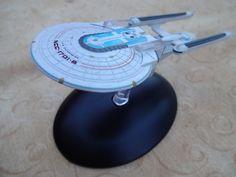 USS Enterprise1701-B 4 Impulse engiens