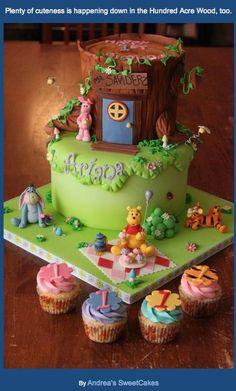 Make me a Pooh cake!!!
