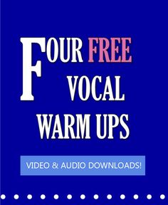 Learn to sing online. Its fun and easy! #singing