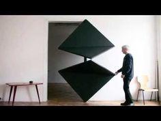 "VIDEO: Klemens Torggler presenta una nueva forma de ""puerta giratoria"" | Plataforma Arquitectura"