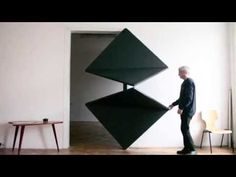 O artista austríaco Klemens Torggler criou uma porta inovadora - Tendencee