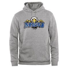 Morehead State Eagles Big & Tall Classic Primary Pullover Hoodie - Ash - $49.99