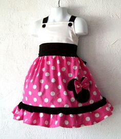 minnie mouse! maybe in my size...? :D in knit to make it comfy!