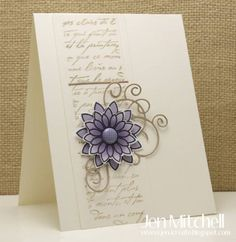 Lean On Me by jenmitchell - Cards and Paper Crafts at Splitcoaststampers
