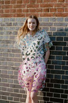 Julien David fashion collection, pre-autumn/winter 2014