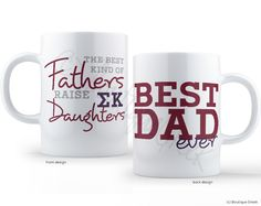 SK Best Dad Mug