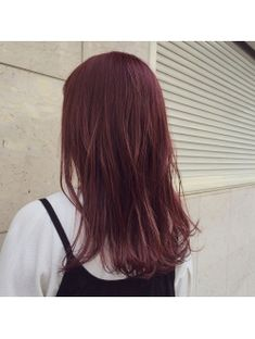 「Rotika」 新居良太 オーダー続出♪チェリーレッド Hair Inspo, Hair Inspiration, Hair Arrange, Brown Hair Colors, Pink Hair, Pretty Hairstyles, Hair Goals, Dyed Hair, Your Hair