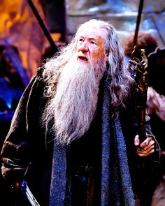 Gandalf in The Hobbit: The Battle of the Five Armies