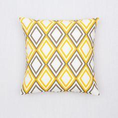 Print.ANNIE.Cushions de Cover.Home Decor.Large Cover.Decorator almohada almohada amarilla. Premier impresiones de Cushion.Pillow.